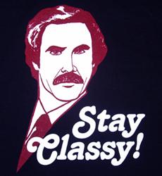 Stay classy...archetypes.
