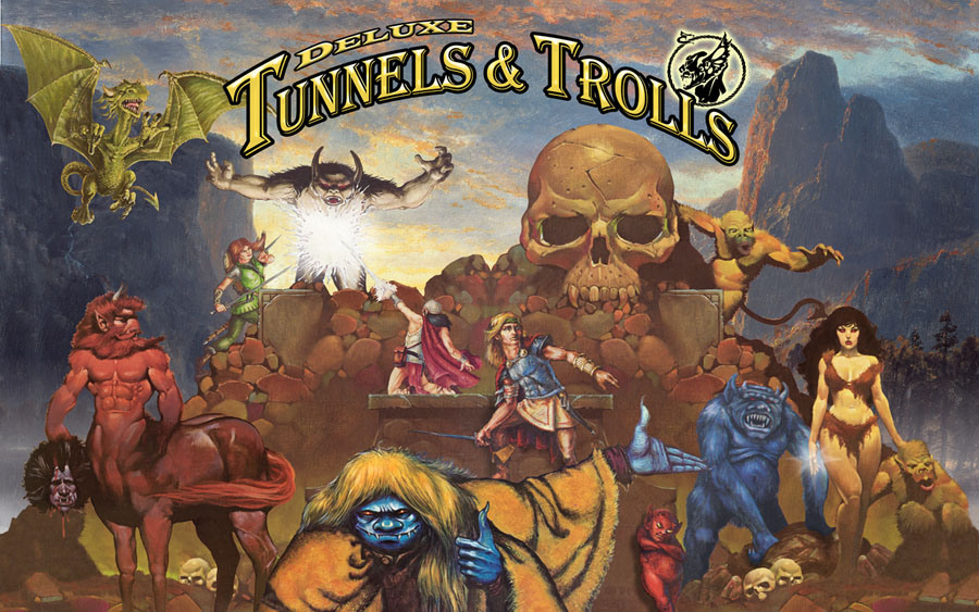Tunnels and Trolls – the murder nerds
